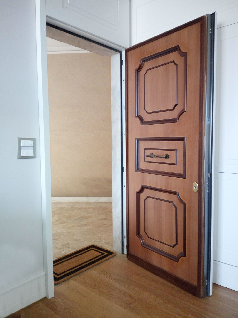 Porte blindate a Genova - Investi sulla sicurezza della tua casa