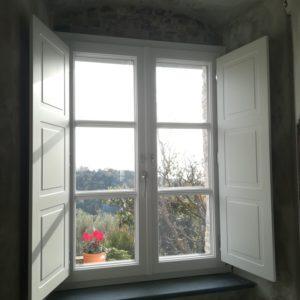 finestra finstral 72nova line genova