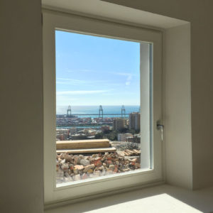 finestra Genova Pegli