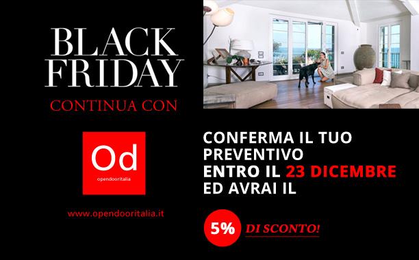 Black friday continua opendooritalia for Black friday arredamento