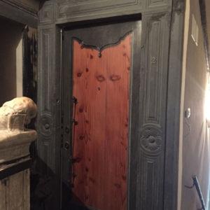 porta blindata a Genova